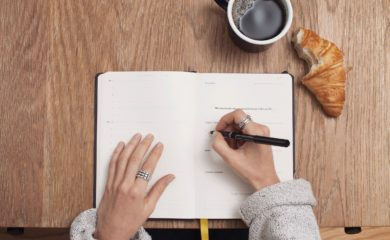 zapisivanje ciljeva